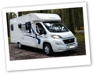 Motorhome Hire Plymouth - Our Motorhome
