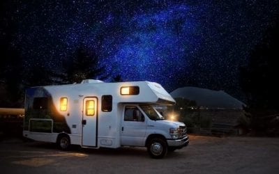 Campervan & Motorhome Driving Advice for Beginners