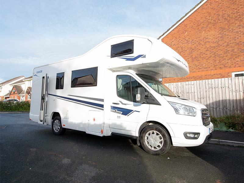Our vehicles - PLA Chianti 570 Motorhome